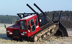 SeilwindenTruck F 700 - Kette